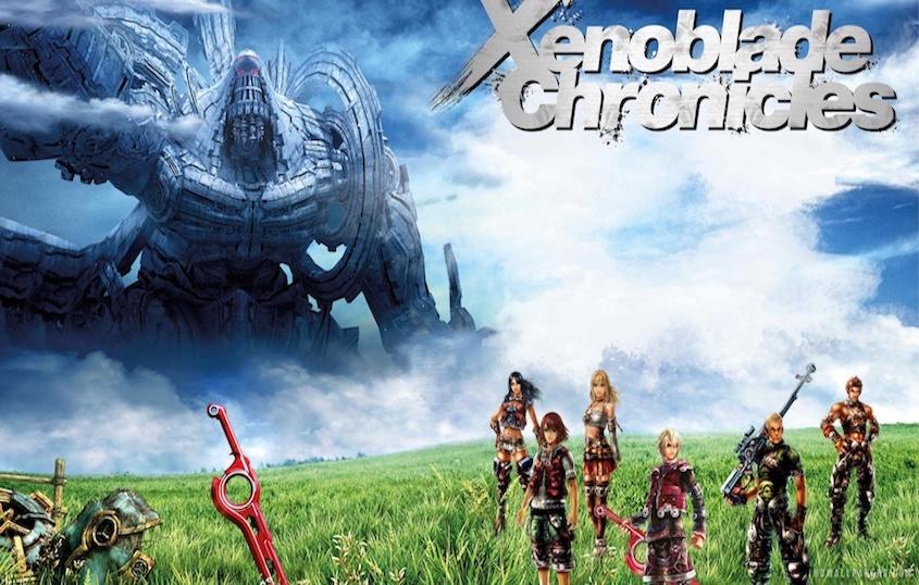 Nintendo – Xenoblade Chronicles