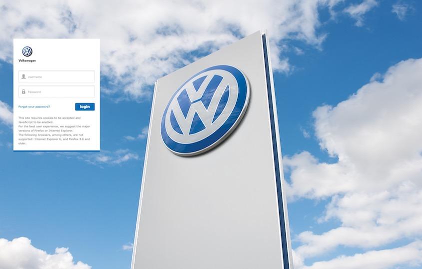 Volkswagen – Implementatie DAM-systeem